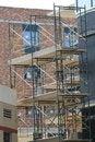 Free Construction Scaffold Stock Photos - 19633893