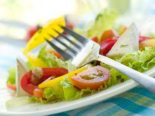 Free Salad Royalty Free Stock Photos - 19630718