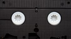 Free Old Video Cassette.  Obsolete Equipment. VHS Royalty Free Stock Photo - 19631065