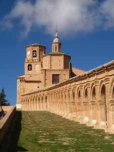 Free Basilica Del Romero Stock Photography - 19631512