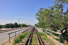 Free Bridge Railways Stock Photo - 19631790