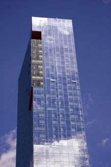 Free Manhattan Building Closeup Stock Photo - 19631850