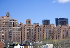 Free New York Buildings Stock Photo - 19631980