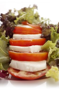 Free Caprese Salad Stock Photography - 19632892