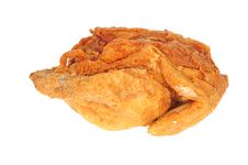Free Whole Fried Chicken Royalty Free Stock Image - 19633606