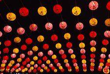 Free Many Lanterns Stock Images - 19634774