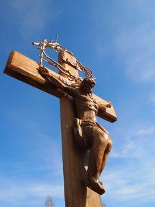 Free Crucifix Stock Photos - 19634783