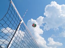 Free Volleball Stock Images - 19635634