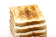 Free Toast Brown Baked Royalty Free Stock Image - 19636206