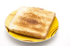 Free Toast Stock Photography - 19636282