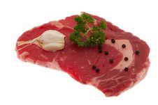 Free Steak Stock Photography - 19636462