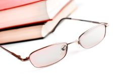 Free Glasses And Book Royalty Free Stock Images - 19637669