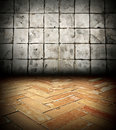 Free Old Brick Gray Backgrounds Royalty Free Stock Photo - 19641765