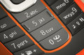 Free Macro Photograph Of A Cell Phone Keyboard Royalty Free Stock Images - 19645199