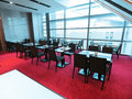 Free Restaurant In Modern Building Stock Photography - 19646532