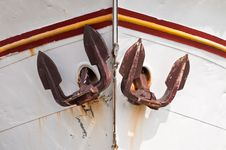 Anchors Stock Photography