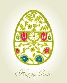Free Easter Egg Stock Photo - 19640900