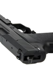 Free Handgun Royalty Free Stock Photo - 19641115