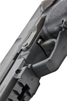 Free Handgun Stock Image - 19641121