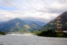 Free Bonneville Dam Power Stock Photo - 19641280