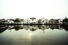 Free Suzhou Canal Royalty Free Stock Images - 19642589