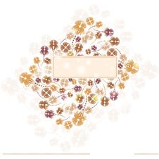 Free Background Banner Flower Royalty Free Stock Photos - 19642608