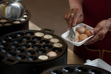 Free Kind Of Thai Sweetmeat . Stock Photography - 19643922