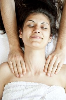 Free Massage Stock Photos - 19644753