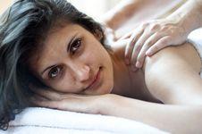 Free Massage Stock Photos - 19644793