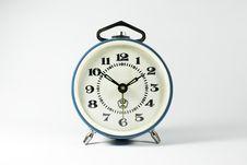 Free Old Mechanical Alarm Clock Stock Photos - 19645413