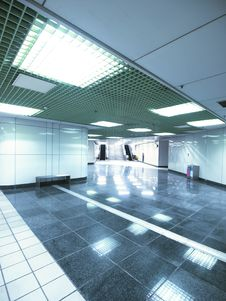 Free Underground Passage Royalty Free Stock Photos - 19646658