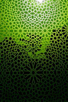 Free Decorative Green Panel Stock Photos - 19647353