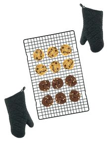 Free Choc Chip Cookies Royalty Free Stock Photography - 19647847