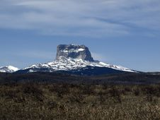 Chief Mountain Stock Photography