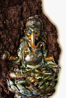 Free Lord Ganesh Stock Photo - 19649590