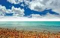 Free Sea Sand Sun Beach Royalty Free Stock Image - 19654576