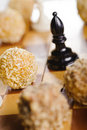 Free Chess Cake Royalty Free Stock Photography - 19655057