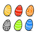 Free Easter Eggs Royalty Free Stock Image - 19657216