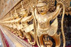 Free Garuda Temple Symbol. Royalty Free Stock Image - 19652476