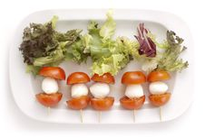 Free Caprese Salad Stock Photo - 19653260