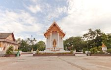 Free Old Thai Temple Royalty Free Stock Images - 19653489