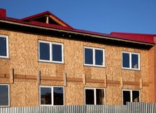 Free Construction Of The House. Finishing Work Stock Images - 19654614