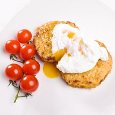 Free Two Cutlets Royalty Free Stock Image - 19655026