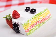 Free Piece Of Cake Stock Photos - 19655033