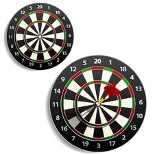 Free Darts Royalty Free Stock Images - 19657189
