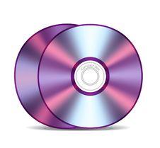 Free Empty Compact Discs Stock Image - 19657201