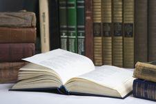 Free Open Book Stock Photos - 19657393