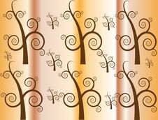 Free Swirls And Curls Stock Images - 19658674
