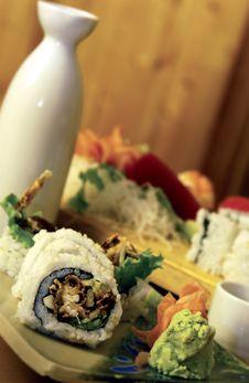 Free Sushi Stock Photography - 19659172