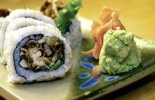 Free Sushi Stock Images - 19659294